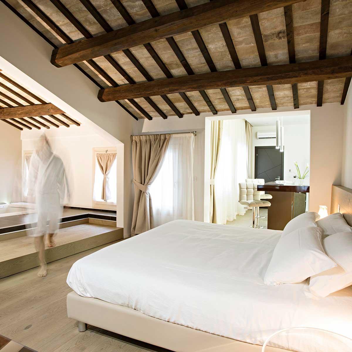 Letto A Castello A Ferrara.Home Borgoleoni 18 Room Breakfast